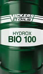 VICKERS HYDROX BIO 100 208L